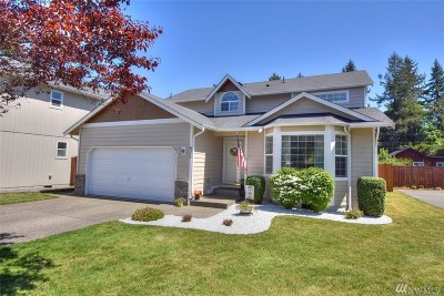 Olympia Single Family Home For Sale: 8322 49th Lp SE
