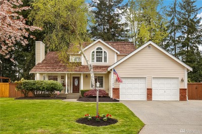 Puyallup Single Family Home For Sale: 17106 89th Av Ct E