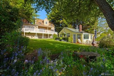 Poulsbo Single Family Home For Sale: 18691 Fjord Dr NE