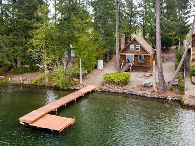 Grapeview Single Family Home For Sale: 300 E Benson Lake Dr