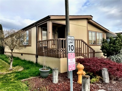 Skagit County Mobile Home For Sale: 1120 S 25th St #19