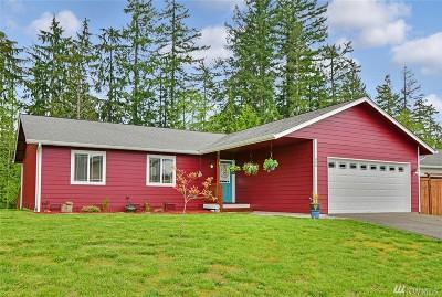 Poulsbo Single Family Home For Sale: 345 NE Max William Lp