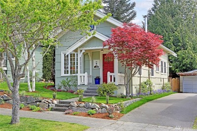 Seattle, Bellevue, Kenmore, Kirkland, Bothell Single Family Home For Sale: 7040 14th Ave NW