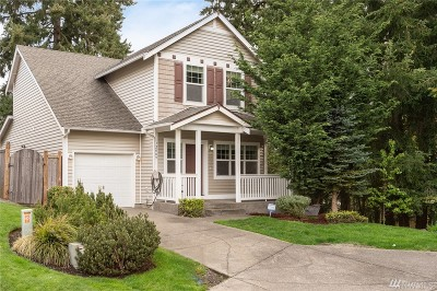 Puyallup Single Family Home For Sale: 12009 126th St Ct E