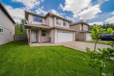 Marysville Single Family Home For Sale: 4931 106th St NE