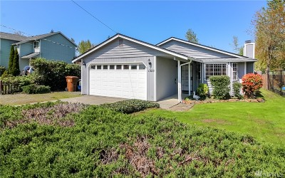 Tacoma Single Family Home For Sale: 1329 S 88th St