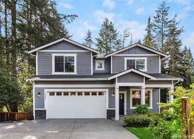 Edmonds Single Family Home Contingent: 23414 88th Ave W