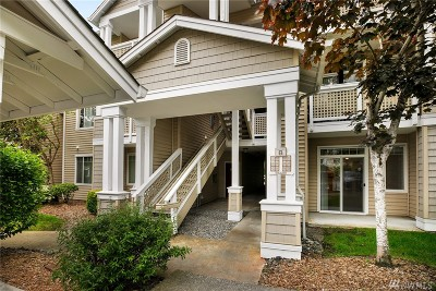 Bothell Condo/Townhouse For Sale: 15300 112 Ave NE #B104