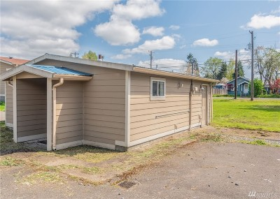 Centralia Single Family Home For Sale: 1207 S Tower