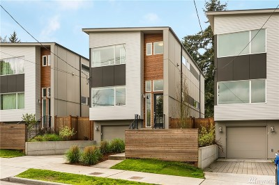 Seattle Single Family Home For Sale: 2323 NE 95th St