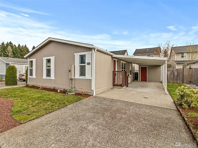 Pierce County Single Family Home For Sale: 10420 197th St E