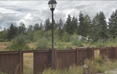 Pierce County Residential Lots & Land Pending: 16807 124th Av Ct E