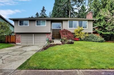 Kirkland Single Family Home For Sale: 11719 NE 150th Pl