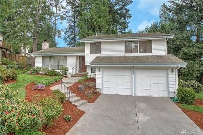 Bellevue Single Family Home For Sale: 5820 141st Place SE
