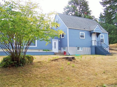 Shelton Single Family Home For Sale: 1027 May Avenue