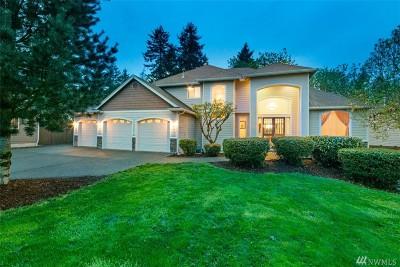 Auburn Single Family Home For Sale: 10610 SE 290th St