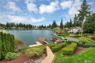 Bonney Lake Single Family Home For Sale: 20640 Church Lake Drive E