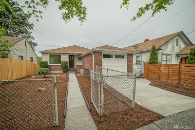 Single Family Home For Sale: 3431 16th Ave S