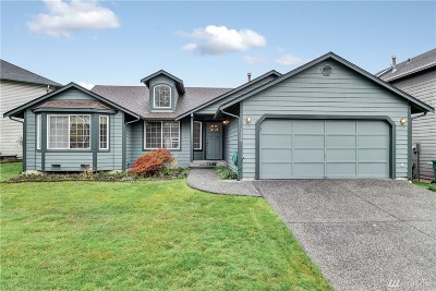 Marysville Single Family Home For Sale: 5226 64th Ave NE