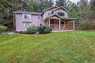 Poulsbo Single Family Home For Sale: 31180 State Hwy 3 NE