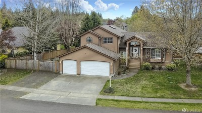 Tumwater Single Family Home For Sale: 7136 Cavalier Lp SW