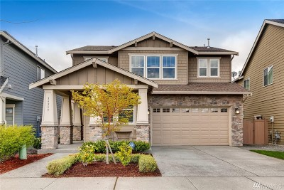 Snoqualmie Single Family Home For Sale: 34209 SE Nye St