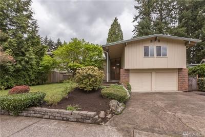 Kirkland Single Family Home For Sale: 11858 NE 142nd Place