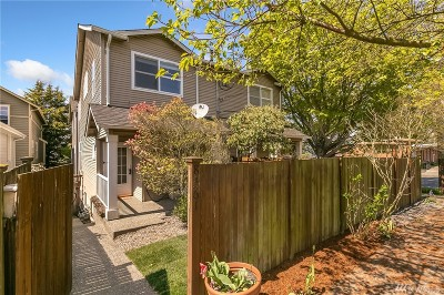 Seattle, Bellevue, Kenmore, Kirkland, Bothell Single Family Home For Sale: 8361 28th Ave NW