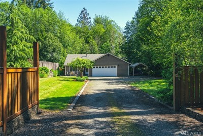 Olympia Single Family Home For Sale: 8824 Koskie Ct SW