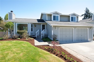 Anacortes Single Family Home For Sale: 4607 Guemes View Dr