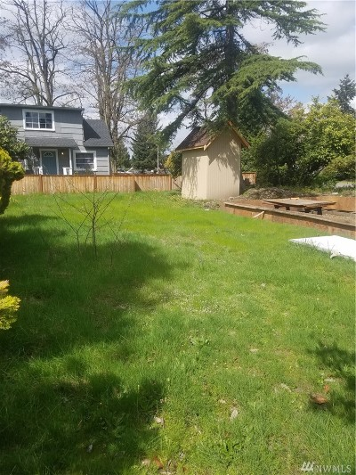 Tacoma Residential Lots & Land For Sale: 604 113th St S