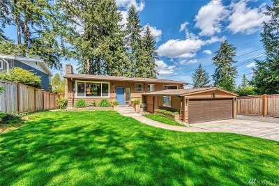 Shoreline Single Family Home For Sale: 1520 NE 190th St
