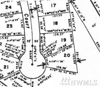 Residential Lots & Land For Sale: 20 Sparrow Ct