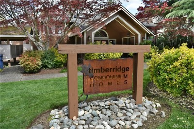 Woodinville Condo/Townhouse For Sale: 14006 NE 181st Place #B206