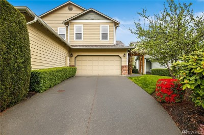 Bothell Single Family Home For Sale: 1923 187th Place SE