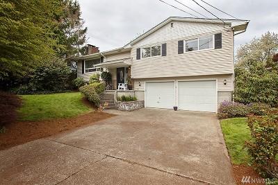 Tumwater Single Family Home For Sale: 4011 Southglen Ave SE