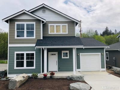 Kingston Single Family Home For Sale: 26794 Red Maple Lane NE #Lt 22