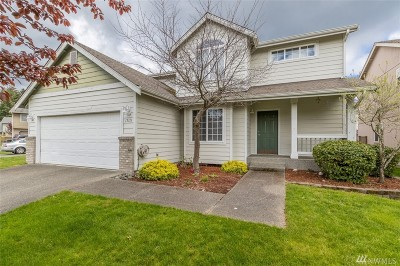 Puyallup Single Family Home For Sale: 17111 116th Ave E