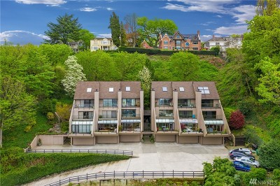 Condo/Townhouse Sold: 613 E Highland Dr #3