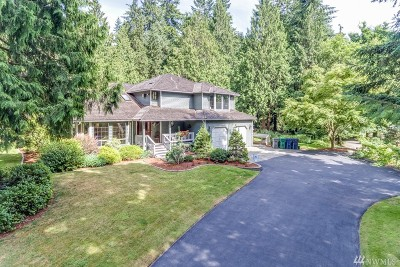 Redmond Single Family Home For Sale: 18037 NE 138th Place