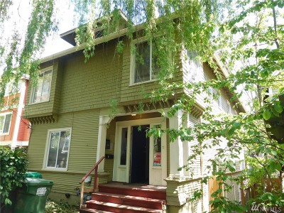 Seattle Multi Family Home For Sale: 528 26th Ave S