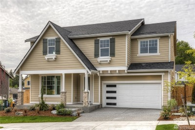 Woodinville Single Family Home For Sale: 13285 NE 205th St #6