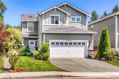 Auburn Single Family Home For Sale: 30334 112th Place SE