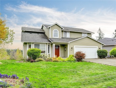 Puyallup Single Family Home For Sale: 14311 68th Ave E