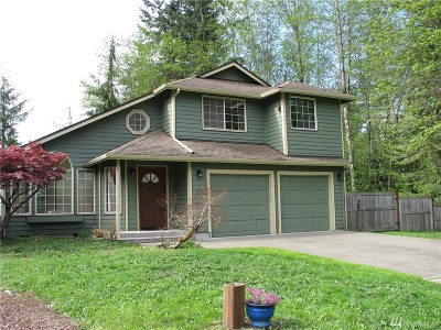 Thurston County Single Family Home For Sale: 745 Fox Run Dr NW