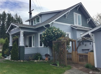 Tenino Single Family Home For Sale: 199 Custer St S