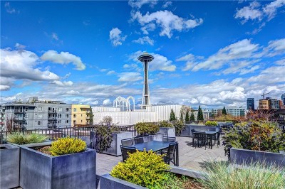 Condo/Townhouse For Sale: 159 Denny Wy #307