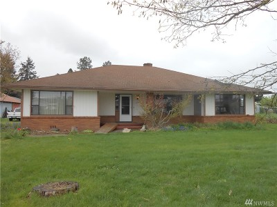 Centralia Single Family Home For Sale: 1820 Taylor St