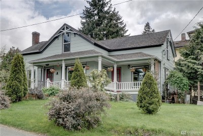 Tacoma Single Family Home For Sale: 768 S 83rd St