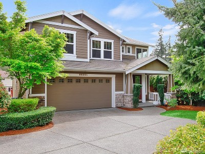 Sammamish Single Family Home For Sale: 22301 NE 6th Ct